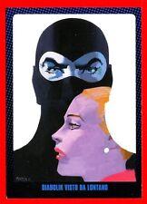 DIABOLIK il Re del Terrore - Panini 2017 - Figurina-Sticker - CARD n. C1 -New