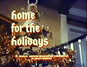 Home For The Holidays - 1972 Stars: Sally Field, Eleanor Parker (UK disc only)