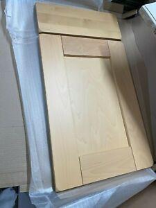 Solid Birch Shaker Door 400 Door and Drawer