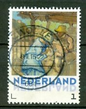 Nederland  Persoonlijke zegel GESTEMPELD