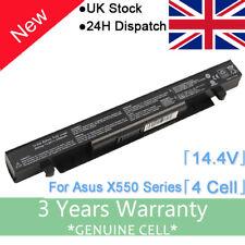 GENUINE ASUS X550CA BATTERY BLACK A41-X550A 14.4V - 37Wh X55L82H A18 A450 X550C