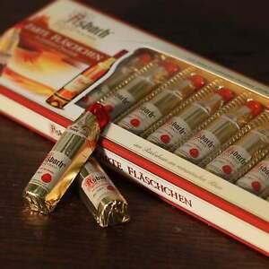 Luxurious Asbach Brandy Sugar Crusted Chocolate Liqueur Gift Box Christmas Xmas