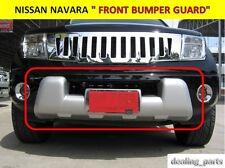 FRONT BUMPER GUARD FOR NISSAN FRONTIER NAVARA 07-10