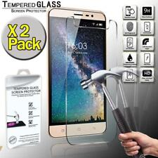 2 Pack Tempered Glass Screen Protector Cover For Hisense F23