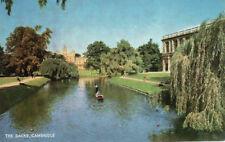 Cambridge J Salmon Printed Collectable English Postcards