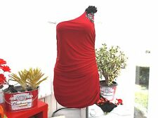 """""""select"""" ladies red cocktail dress size 16"""