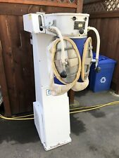 Cissell Ajax Model Aaa10 Pants Topper Dry Cleaning Press Machine