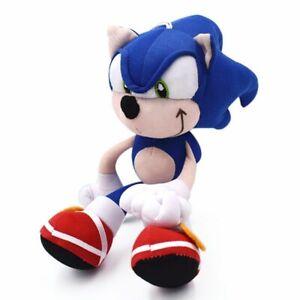 20cm SONIC THE HEDGEHOG Sonic Plush Toy Doll Soft Sonic Teddy Christmas Gift Toy