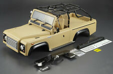 Killer Body RC Truck Body Shell 1/10 MARAUDER For SCX10 Crawler -PAINTED DESERT