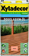 Xyladecor Douglasienöl 2 x 5 l Douglasien-Öl 10 Liter