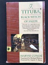 I, Tituba, Black Witch of Salem  Conde, Maryse  Acceptable Paperback