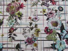 Designers Guild Curtain Fabric 'VERANDA' 3.45 METRES JOUR - CHRISTIAN LACROIX