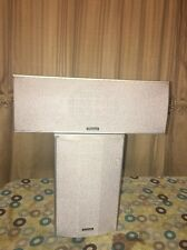 PIONEER 2 SPEAKERS SURROUND SOUND HOME THEATER S-HTD520 1 Front & 1 Center