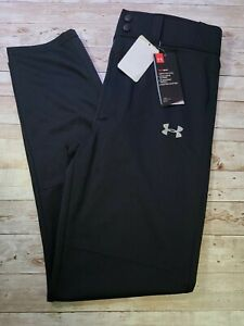 Under Armour Baseball Pants Relaxed Loose Fit Youth Boys Size XL NWT
