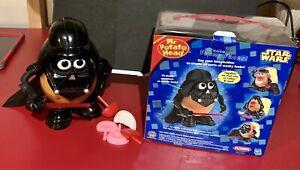 2004 Hasbro Playskool Star Wars Mr. Potato Head Darth Tater