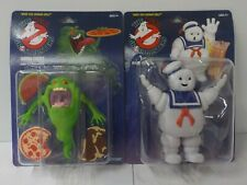 New listing Set Of 2 Walmart Exclusive Retro Ghostbusters Slimer Stay-puff Marshmallow Man