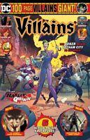 100 PAGE VILLIANS GIANT #1 DC COMICS LCS EXCLUSIVE JOKER HARLEY QUINN