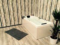 Whirlwanne Whirlpool Armatur Badewanne Pool SOPHIA MADE IN GERMANY