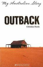 Outback (My Australian Story) by Christine Harris. Unread. Free Post
