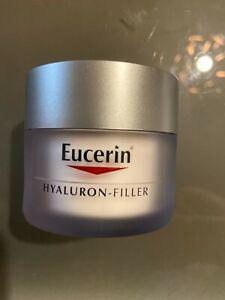 EUCERIN HYALURON-FILLER soin de jour  peau sèche 50 ml    NEUF  !!!