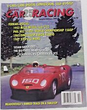 MODEL CAR RACING MAGAZINE #25 - SCALEXTRIC , FLY , SCX , NINCO 1/32 SLOT CARS