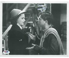 Mickey Rooney Signed Authentic Autographed 8.5x10 Photo (PSA/DNA) #V90567