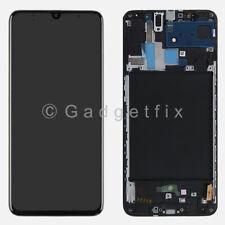 OLED para Samsung Galaxy A70 2019 A705F Pantalla LCD Digitalizador De Pantalla Táctil Marco