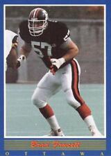 1988 JOGO CFL Canadian Football Set