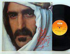 Frank Zappa         Sheik yerbouti       OIS        DoLp          NM # J