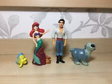 Ariel The Little Mermaid Toys / Figures / Cake Toppers - Max, Flounder, Eric