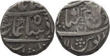 Rupee 1772-1836 Indien Nizams Deccan Rajas of Narayan Pett, Silber #PDK65