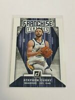2019-20 Panini Donruss Basketball Franchise Features - Stephen Curry - Warriors