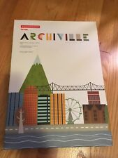 Kidsonroof Archiville Landscapes Set Creative Toy