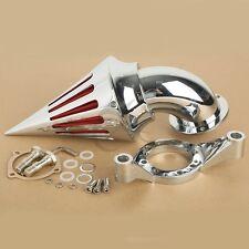 Motor Spike Air Cleaner Filter Kits K&N For Harley CV Carburetor Delphi V-Twin