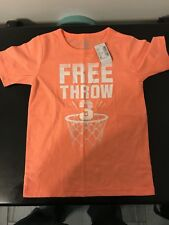The childrens place Basket Ball T-shirt 5T