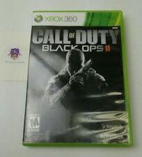 Call of Duty Black Ops 2 (Microsoft Xbox 360, 2012) USED