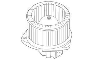 Genuine GM 2004-2011 Aveo Aveo5 G3 1.6L HVAC Blower Motor Fan 95978693