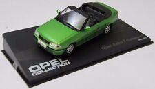 Opel Astra F Cabrio 1992-98 - Green MAG CL09 1:43 Scale Diecast Model