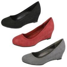 Zapatos de tacón de mujer plataformas Spot On