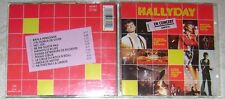 CD JOHNNY HALLYDAY EN CONCERT ZENITH 84