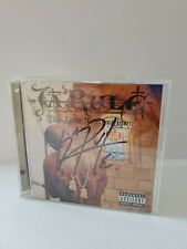 Ja Rule Signed The Last Temptation CD RARE PROMO ONLY!!!