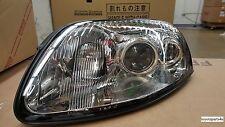 1993-1998 Toyota Supra Euro Style Glass Headlamp Drivers Side (Glass Headlamp)