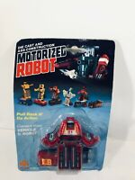 MOTORIZED ROBOT JEEP 18 CHARGER MC TOY '80 Transformers bootleg KO KNOCKOFF auto