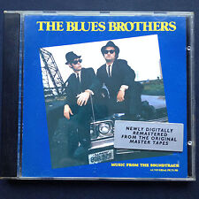 THE BLUE BROTHERS Film Soundtrack OST CD [Digital Remaster] Aykroyd John Belushi