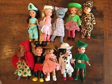 McDONALDS MADAME ALEXANDER Lot of 10  Dolls #6  (B-9)
