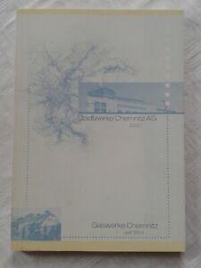 Chronik Stadtwerke Chemnitz AG 2001, Gaswerke Chemnitz seit 1854, Festschrift