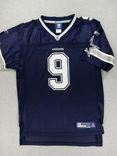 Dallas Cowboy Screened Replica Football Jersey (#9 Romo) Youth XL
