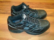 Skechers RelaxedFit Womens Memory Foam Slip Resistant Comfort Work Shoes Sz 7.5