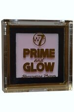 W7 Prime and Glow Illuminating Primer - Helps Make Up Stay On Longer