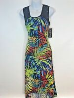TANGO MANGO Sleeveless Multi-Color Dress / Made with SWAROVSKI Elements